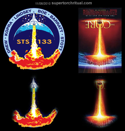 STS-133 MAG