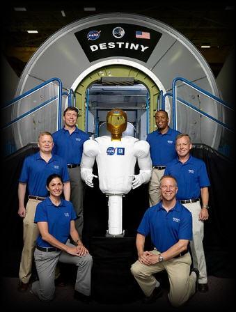Destiny sts-133