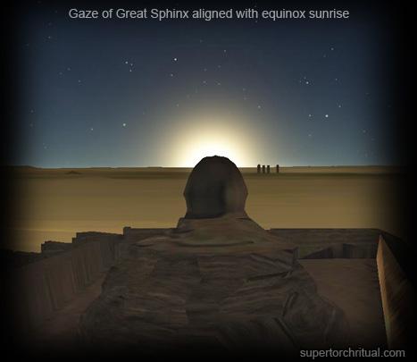 Marilyn Manson Hellgate signal GreatSphinx-equinox-sunrise