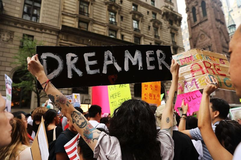 Dreaming in American Twilight Dreamer-DACA