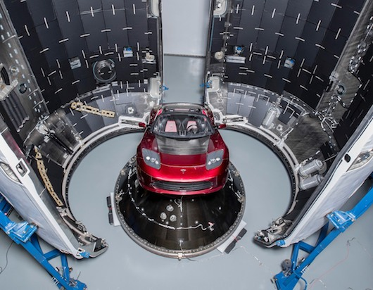 This Is Heavy - The SpaceX Falcon Heavy Stargate Event FalconHeavy-Roadster1