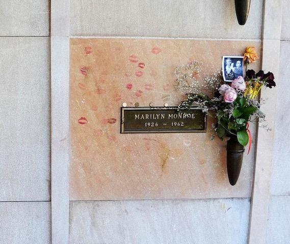 Marilyn Manson Hellgate signal MarilynMonroe-crypt