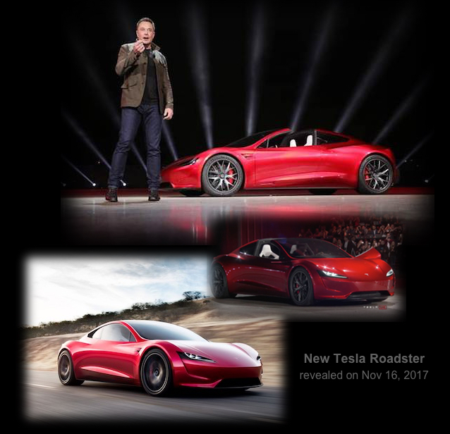 This Is Heavy - The SpaceX Falcon Heavy Stargate Event Roadster-unveiling