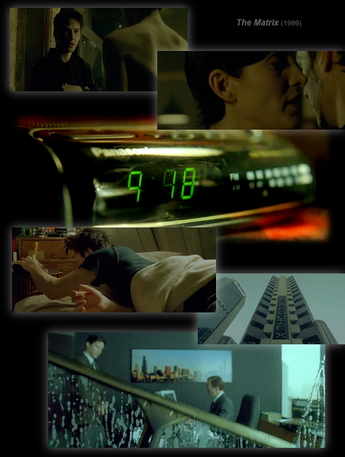 Dreaming in American Twilight TheMatrix-clock918