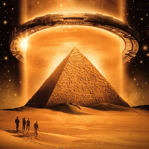 Great Pyramid Stargate ~ Egypt archaeologist criticises pyramid void 'discovery' Stargate-pyramid