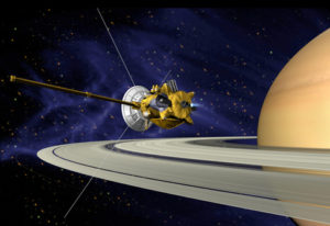 End of Time: Cassini's Grand Finale