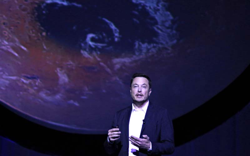 Elon Musk revealing revised Mars colony plans on Sept. 29