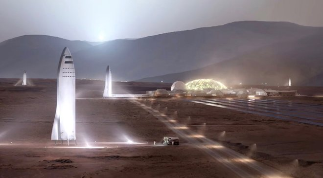 Musk offers more technical details on BFR system