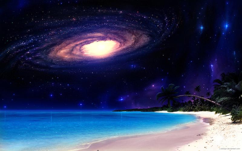 Galactic Deep Impact (Vegas)