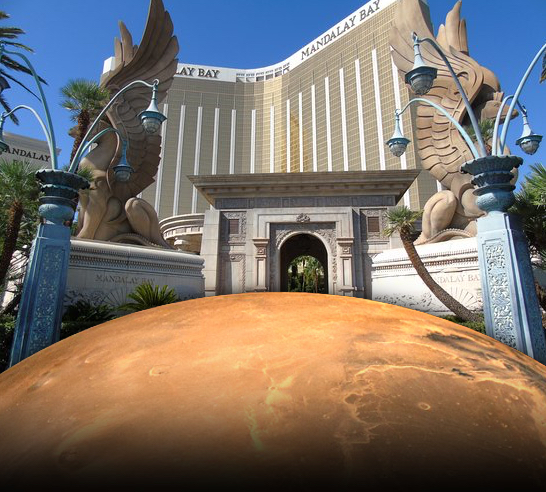 Vegas: Attack of the Sphinx
