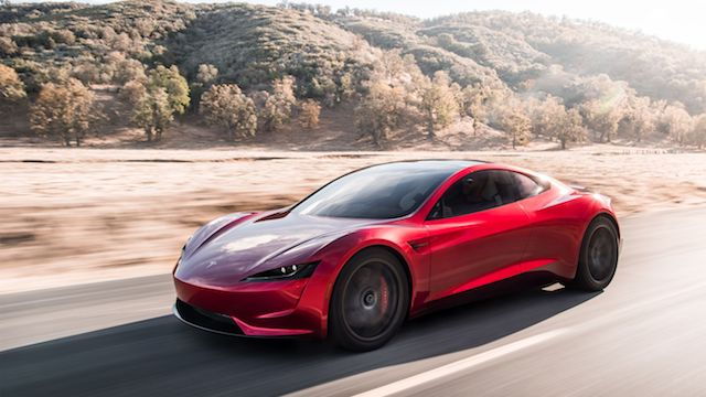 Tesla's new Roadster would be the fastest production car ever