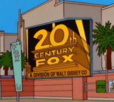 'The Simpsons' predicted Disney would buy Fox