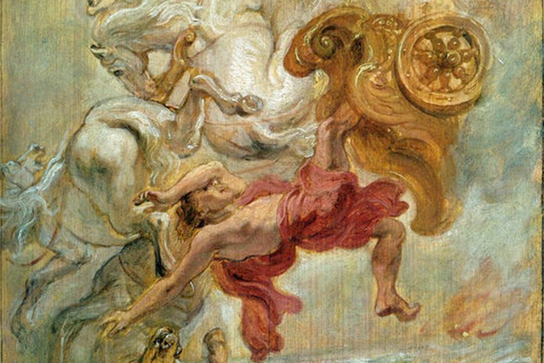 Fall of Phaethon