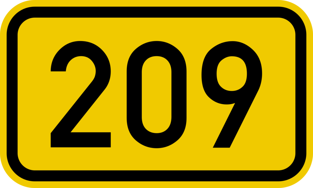 "209 (""You've been warned"")"