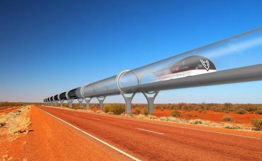 Hyperloop time loop?
