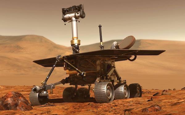 Opportunity rover surpasses 5,000 Martian days