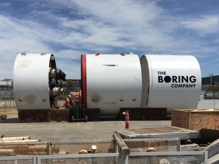 Elon Musk's Boring Company gets preliminary permit for NYC-DC Hyperloop
