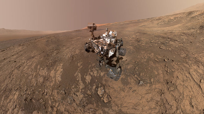 Curiosity finds gas levels on Mars suggestive of life