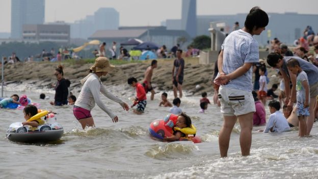Dangerous heatwave hitting US and Canada