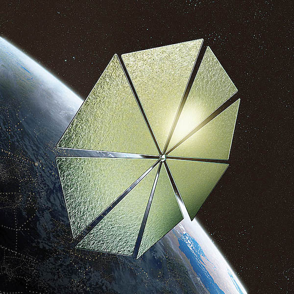 Planetary Society's Light Sail 2 Set to Launch on Falcon Heavy Next Month
