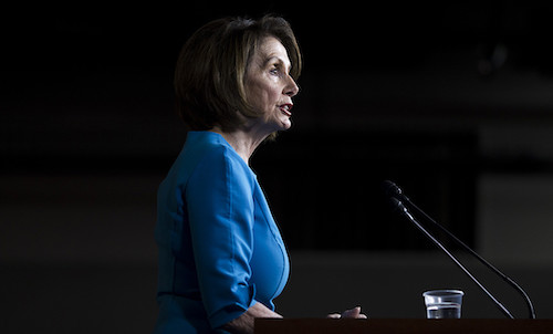 """""""We're at an inflection point"""": Pelosi pressured on impeachment"""