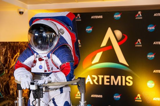 NASA unveils future Moon spacesuits that should be ready by 2024
