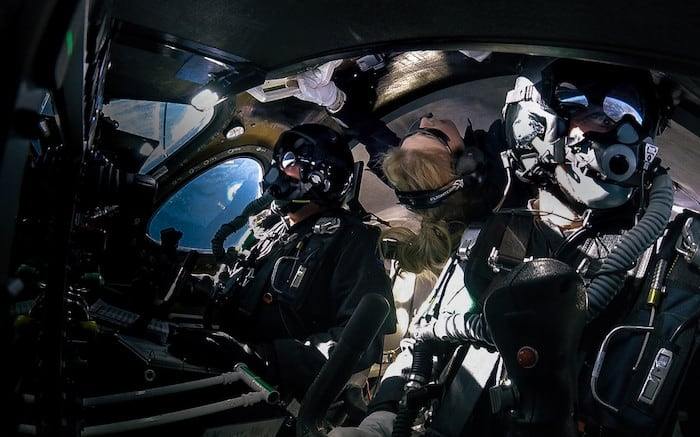 Virgin Galactic begins 'Astronaut Readiness Program' for first customers