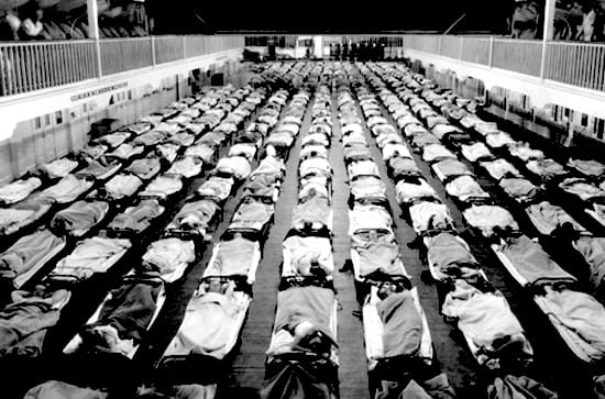 COVID has killed about as many Americans as Spanish flu