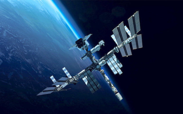 NASA & Europe Sign Deal to Build Orbital Moon Base