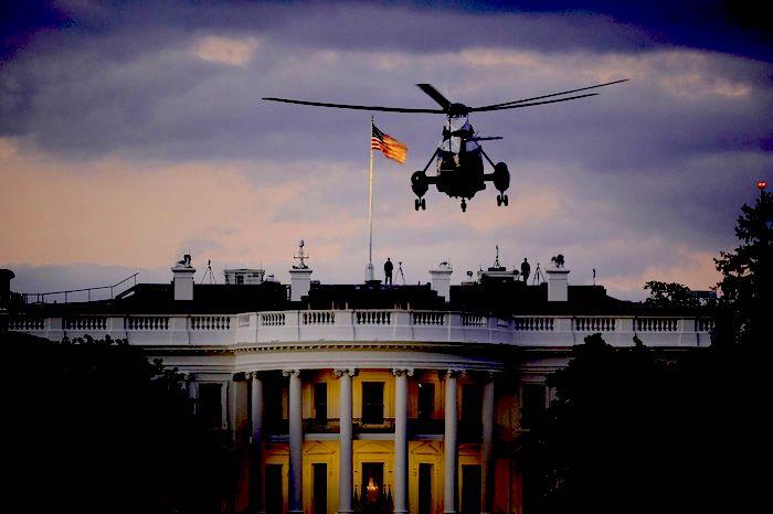 Transition formally begins as GSA acknowledges Biden as winner, Trump approves
