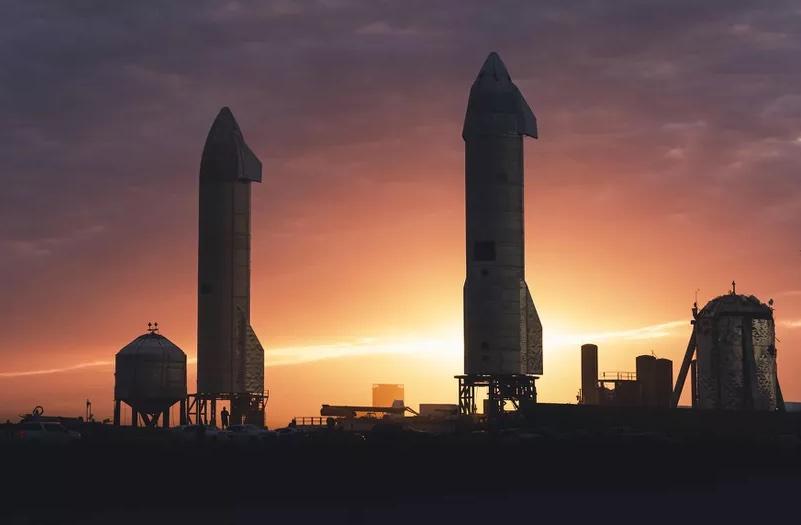 Starship SN10 test flight within days