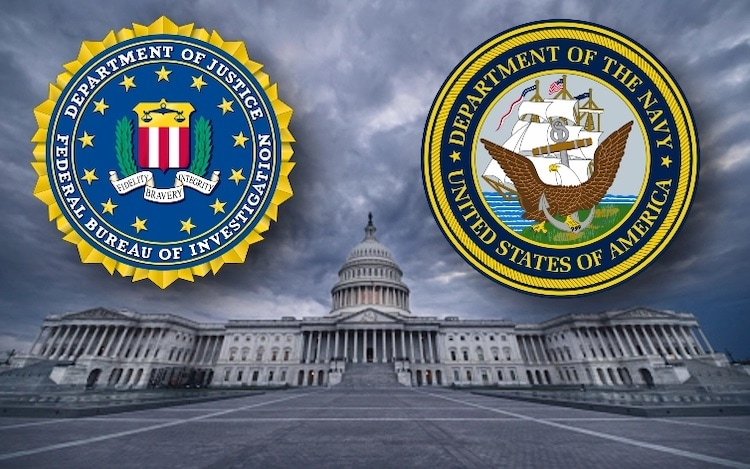 Navy & FBI gives House committee classified UFO briefing
