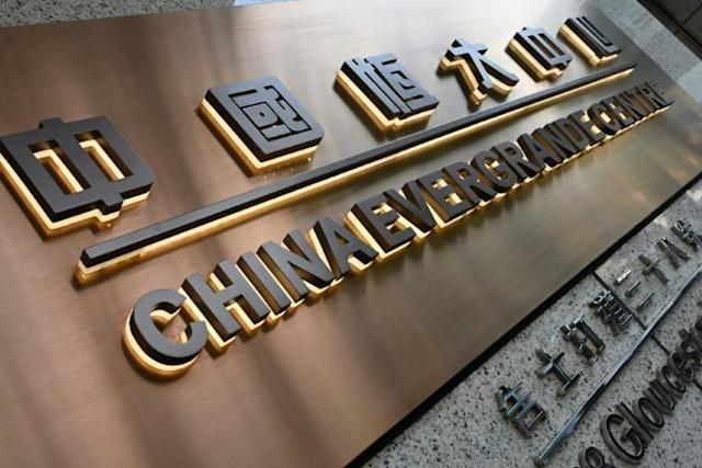 Fear of China Evergrande contagion sparks global market sell-off